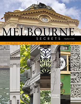 Crafti_Melbourne Secrets_Book
