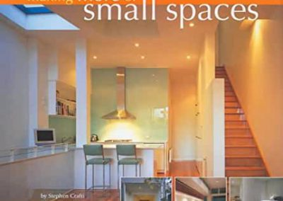 Crafti_Making More of Small Spaces_Book