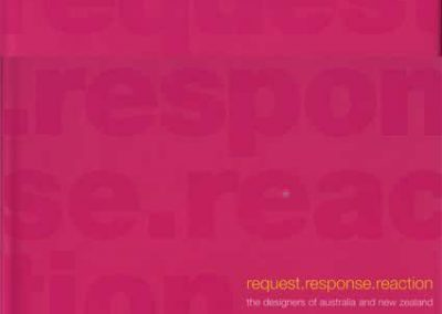 Crafti_Request Response Reaction_Book